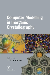 Computer Modeling in Inorganic Crystallography - 1st Edition - ISBN: 9780123908872, 9780080502458