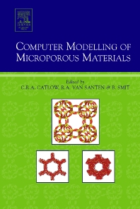 Cover image for Computer Modelling of Microporous Materials