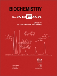 Cover image for Biochemistry LabFax