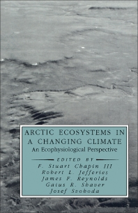 Cover image for Arctic Ecosystems in a Changing Climate