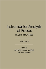 Instrumental Analysis of Food V2 - 1st Edition - ISBN: 9780121689025, 9780323146050