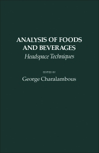 Analysis of Foods and Beverages - 1st Edition - ISBN: 9780121690502, 9780323151726
