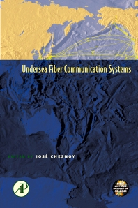 Cover image for Undersea Fiber Communication Systems