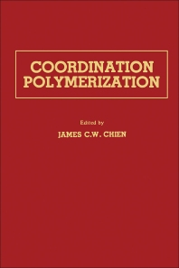 Cover image for Coordination polymerization