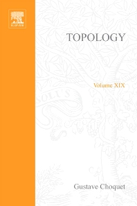 Topology - 1st Edition - ISBN: 9780121734503, 9780080873312