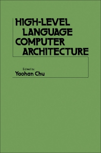 Cover image for High-Level Language Computer Architecture