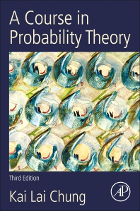A Course in Probability Theory, Revised Edition, 2nd Edition,Kai Chung,ISBN9780121741518