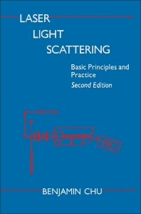 Laser Light Scattering - 2nd Edition - ISBN: 9780121745516, 9780323161886