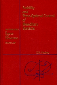 Cover image for Stability and Time-Optimal Control of Hereditary Systems
