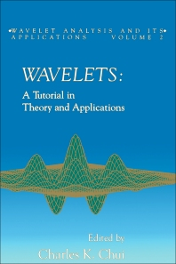Cover image for Wavelets
