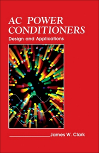 AC Power Conditioners - 1st Edition - ISBN: 9780121754600, 9780323159920