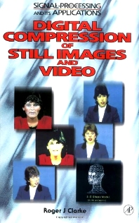 Cover image for Digital Compression of Still Images and Video