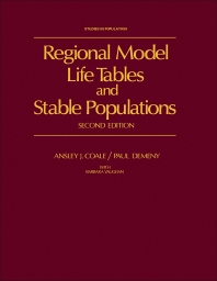 Cover image for Regional Model Life Tables and Stable Populations