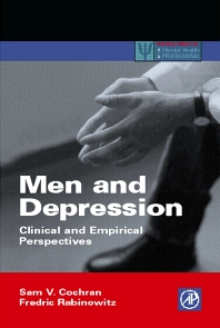 Men and Depression, 1st Edition,Sam Cochran,Fredric Rabinowitz,ISBN9780121775407