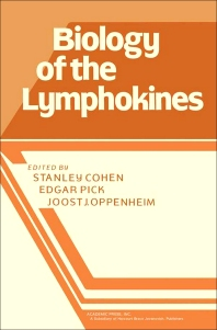 Cover image for Biology of the Lymphokines