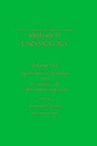 Immunochemical Techniques, Part J: Phagocytosis and Cell-Mediated Cytotoxicity - 1st Edition - ISBN: 9780121820329, 9780080882499