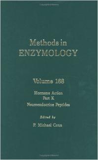 Hormone Action, Part K: Neuroendocrine Peptides - 1st Edition - ISBN: 9780121820695, 9780080882857