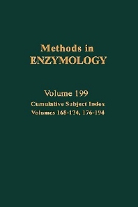 Cumulative Subject Index, Volumes 168-174, 176-194 - 1st Edition - ISBN: 9780121821005, 9780080883144