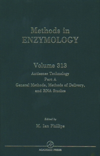 Antisense Technology, Part A, General Methods, Methods of Delivery, and RNA Studies, 1st Edition,M. Ian Phillips,ISBN9780121822149