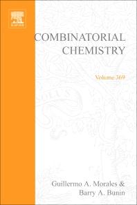 Combinatorial Chemistry, Part B - 1st Edition - ISBN: 9780121822729, 9780080497105