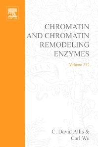 Cover image for Chromatin and Chromatin Remodeling Enzymes Part C