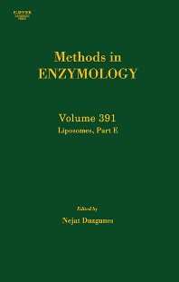 Liposomes, Part E, 1st Edition,Nejat Duzgunes,ISBN9780121827960