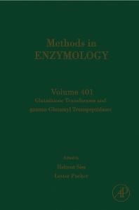 Glutathione Transferases and gamma-Glutamyl Transpeptidases - 1st Edition - ISBN: 9780121828066, 9780080884301
