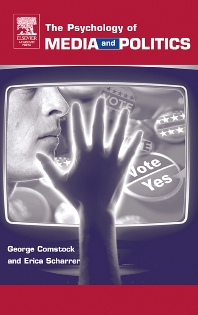 Cover image for The Psychology of Media and Politics