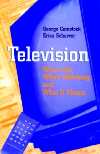 Cover image for Television