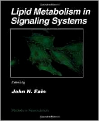 Cover image for Lipid Metabolism in Signaling Systems