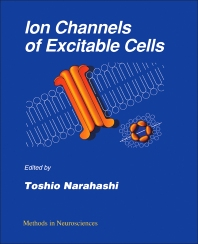 Cover image for Ion Channels of Excitable Cells