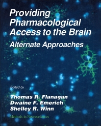 Cover image for Providing Pharmacological Access to the Brain