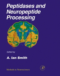 Cover image for Peptidases and Neuropeptide Processing