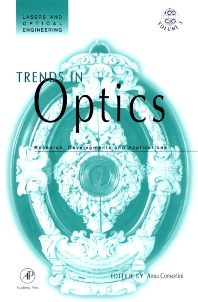 Trends in Optics - 1st Edition - ISBN: 9780121860301, 9780080543253