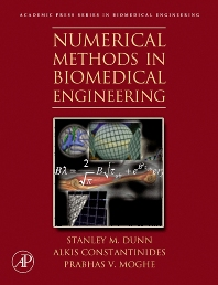 Cover image for Numerical Methods in Biomedical Engineering