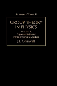Group Theory in Physics, 1st Edition,John Cornwell,ISBN9780121898069