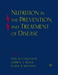 Nutrition in the Prevention and Treatment of Disease - 1st Edition - ISBN: 9780121931551, 9780080497549