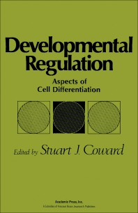 Developmental Regulation - 1st Edition - ISBN: 9780121940508, 9780323158022