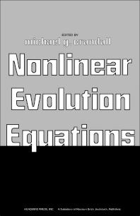 Nonlinear Evolution Equations - 1st Edition - ISBN: 9780121952501, 9781483269283