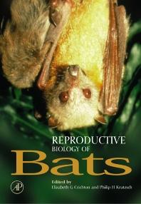Cover image for Reproductive Biology of Bats