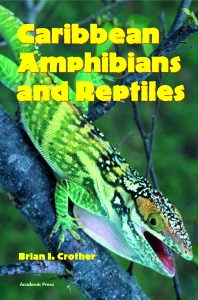 Cover image for Caribbean Amphibians and Reptiles