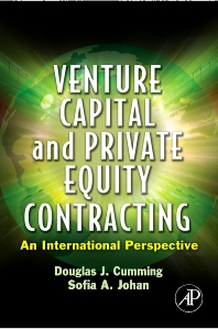 Venture Capital and Private Equity Contracting, 1st Edition,Douglas Cumming,Sofia Johan,ISBN9780121985813