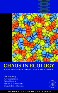 Cover image for Chaos in Ecology