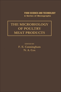 The Microbiology of Poultry Meat Products - 1st Edition - ISBN: 9780121998806, 9780323153713