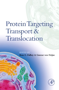 Protein Targeting, Transport, and Translocation, 1st Edition,Ross Dalbey,Gunnar von Heijne,ISBN9780122007316