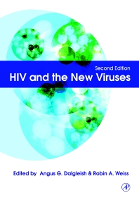 Cover image for HIV and the New Viruses