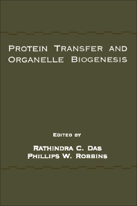 Protein Transfer and Organelle Biogenesis - 1st Edition - ISBN: 9780122034602, 9780323142168