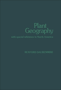 Plant Geography - 1st Edition - ISBN: 9780122041501, 9780323154932