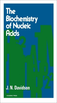 The biochemistry of the Nucleic Acids - 1st Edition - ISBN: 9780122053504, 9780323151597