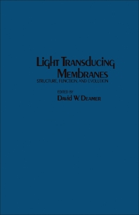 Light Transducing Membranes - 1st Edition - ISBN: 9780122076503, 9780323153553